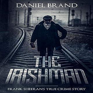 The Irishman audiobook cover art