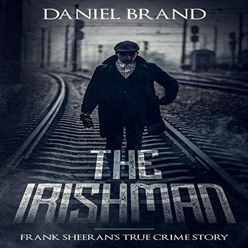 The Irishman audiobook cover art