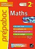Maths 2de - Prépabac: nouveau programme de Seconde (2020-2021)