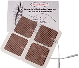 10 Resealable Pack of 4 Electrodes Each Total 40 Electrodes - ESA Medical Premium 40 Electrodes 2.0