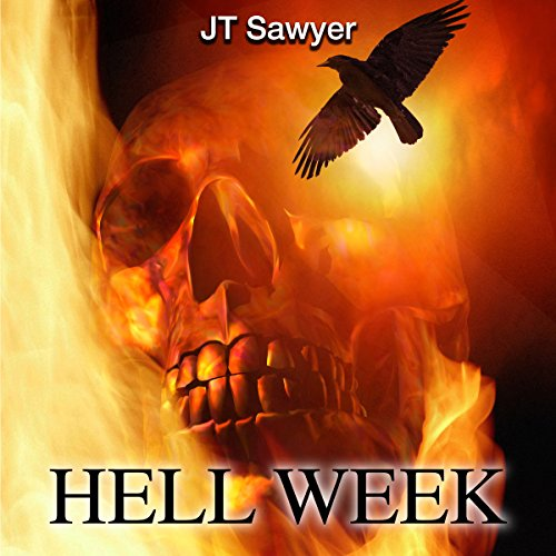 Hell Week audiobook cover art