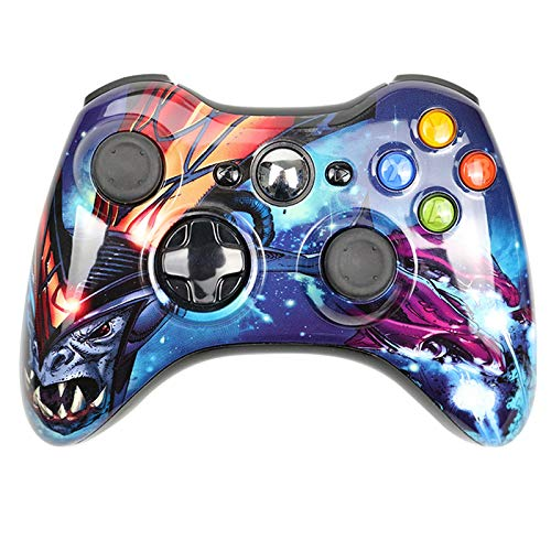 Controlador Bluetooth inalámbrico / con cable para Xbox 360 Gamepad Joystick para...