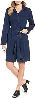 Eileen Fisher Denim Shirtdress, Size-M