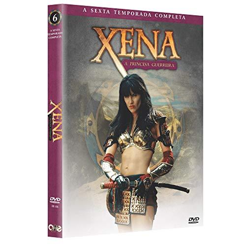 Xena - A Princesa Guerreira - A Sexta Temporada Completa