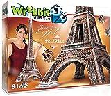 Wrebbit puzzle 3D Wieza Eiffla