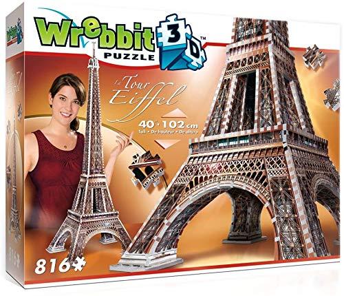 Wrebbit 3d-3D Puzzle, 34509