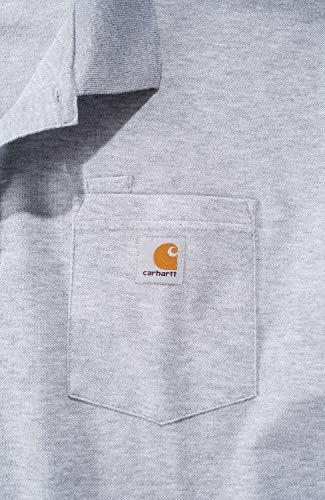 Carhartt Work Pocket Polo S/S Shirt - Poloshirt