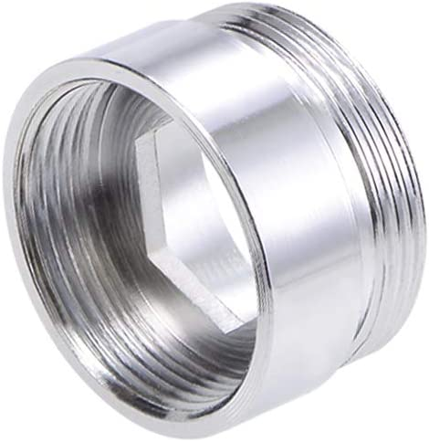 uxcell Faucet Adapter Max Max 51% OFF 63% OFF M22x1.0 Male Thread to M20x1.0 Thre Female