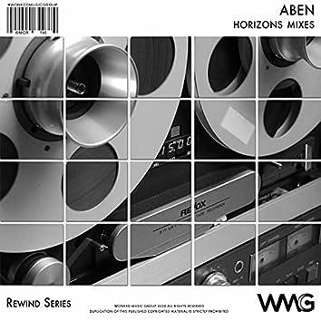 Rewind Series: ABEN - Horizons Mixes