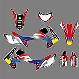 Bicicleta Motocross Pegatinas de para Honda CRF250L CRF 250 L CRF 250L 2012-2018 2012 2013 2014 2015 2015 2016 2017 2018 Equipo de Equipo Pegatinas Stickers Deco Kit