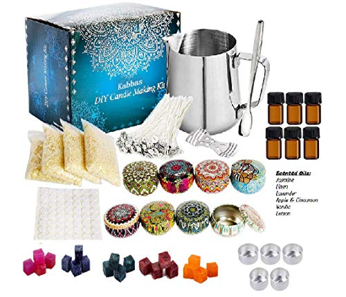 Candle Making Kits for Adults