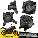 Motorcycles Engine Cover Protection Case Engine Protectors Guard Slider For Yamaha FZ09 MT09 2014-2020 Tracer 900/900 GT 2018 XSR900 2015-2020