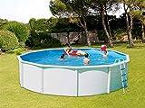 TOI - Piscina CANARIAS CIRCULAR 230x120 cm Filtro cartucho 2 m³/h