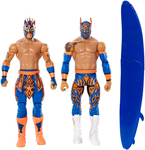 WWE Sin Cara and Kalisto Figure, 2-Pack