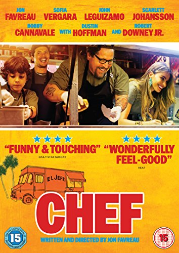 Chef [DVD-AUDIO]