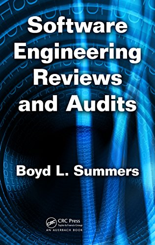 Software Engineering Reviews and Audits (English Edition)