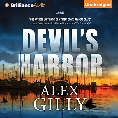 Devil's Harbor audiobook cover art