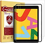[2 Pack] OMOTON Screen Protector for iPad 8th 7th Generation (10.2 Inch, iPad 8/...