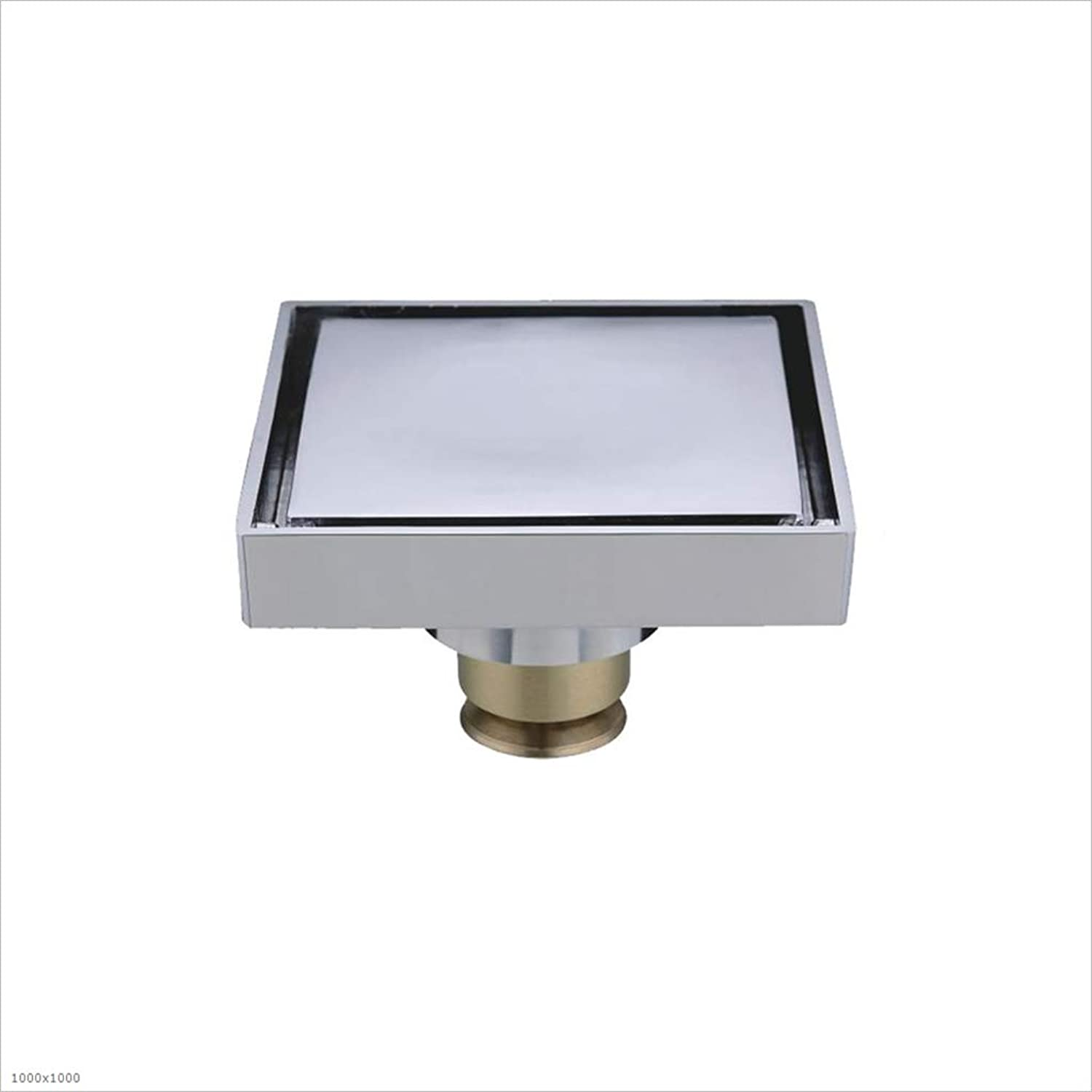 Invisible Floor Leakage Magnetic Odor Anti-Double-Sided Floor Drain