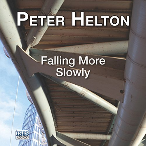 Falling More Slowly audiobook cover art