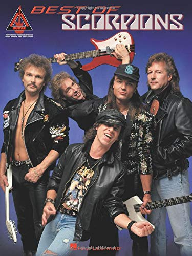 Price comparison product image Best of Scorpions (Guitar Recorded Versions)