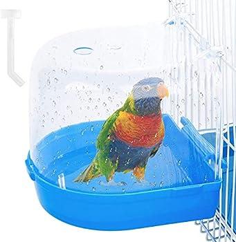 Best bird cage bird baths Reviews