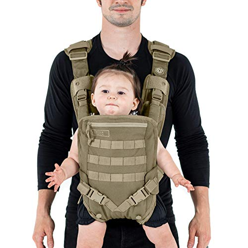 Mission Critical Cayote Baby Carrier