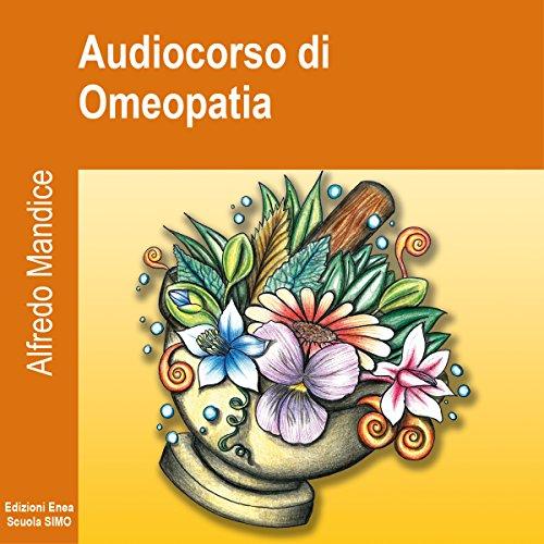 Audiocorso di Omeopatia copertina