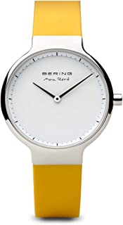 BERING Time 15531-600 Womens Max Ren? Collection Watch with Silicone Band and scratch resistant sapphire crystal. Designed in Denmark.