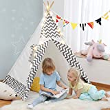 OlarHike Teepee Play Tent for Kids, Girl and Boy, Durable...
