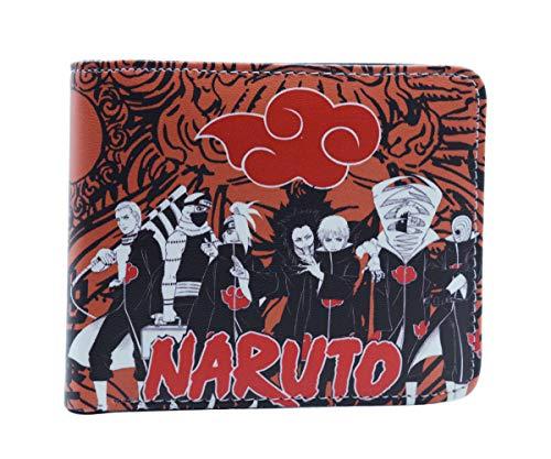 Anime Domain Naruto Akatsuki Brieftasche (C)