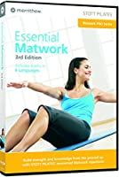 Stott Pilates: Essential Matwork 3rd Edition [DVD] [Import]
