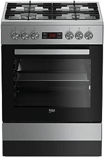 Beko FSM 62330 DXT - Cocina (Cocina independiente, Acero ...