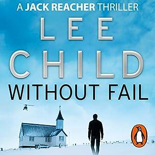 Without Fail     Jack Reacher 6              Autor:                                                                                                                                 Lee Child                               Sprecher:                                                                                                                                 Kerry Shale                      Spieldauer: 5 Std. und 36 Min.     10 Bewertungen     Gesamt 3,4