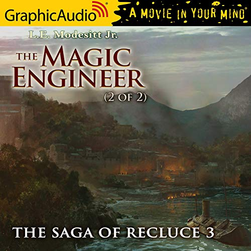 The Magic Engineer (2 of 2) [Dramatized Adaptation] cover art