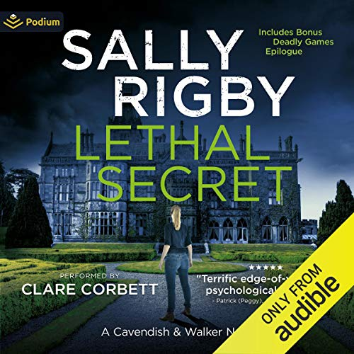 Lethal Secret Audiobook By Sally Rigby cover art