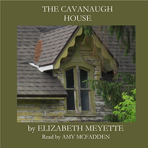 The Cavanaugh House audiobook cover art