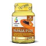 Colours of Life Fermenta Papaia Plus - Integratore di Papaya - Contro lo Stress Ossidativo, Favorisce le Naturali Difese dell'Organismo - Senza Glutine e Vegano, 60 compresse