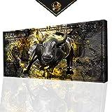 DotComCanvas® XXL Aktienmarkt Börse-Wandbild für Trader