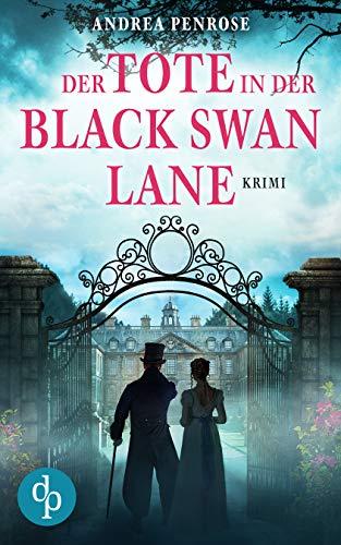 Buchseite und Rezensionen zu 'Der Tote in der Black Swan Lane' von Andrea Penrose