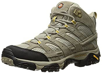 Merrell Women s Moab 2 Vent Mid Hiking Boot Taupe 9 M US