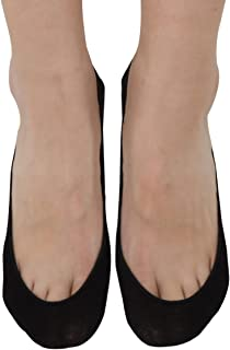 wearing socks with ballet flats