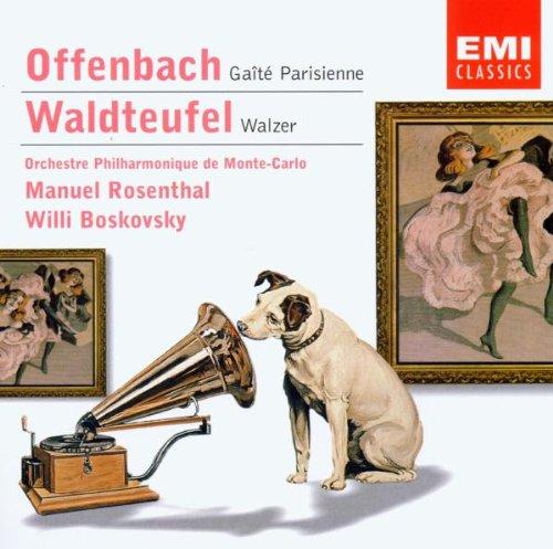 Offenbach/Waldteuf: Gaite Pari [Import anglais]