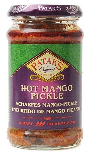 Pataks Hot Mango Pickle, 283 g