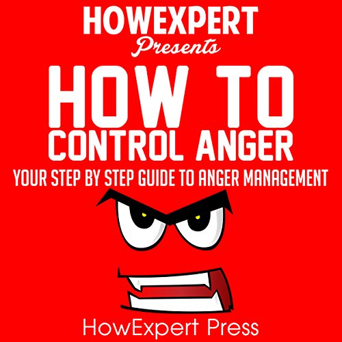 How to Control Anger audiobook cover art