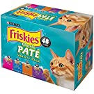 Purina Friskies Classic Pate, Variety Pack (5.5 oz, 48 Count.)