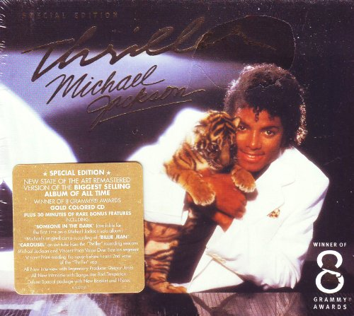 Michael Jackson Thriller SPECIAL EDITION [Audio CD] Michael Jackson