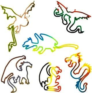 dragon silly bandz