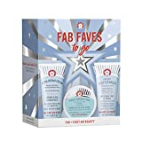 First Aid Beauty FAB Faves to Go Kit: Travel Size Face...