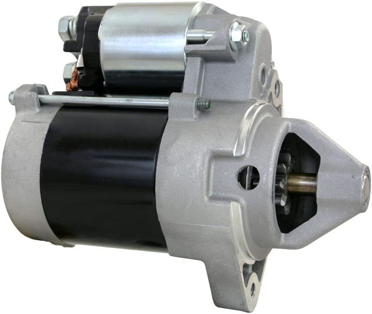 Rareelectrical Max 83% OFF New 12V Starter Compatible In stock En With Small Kawasaki